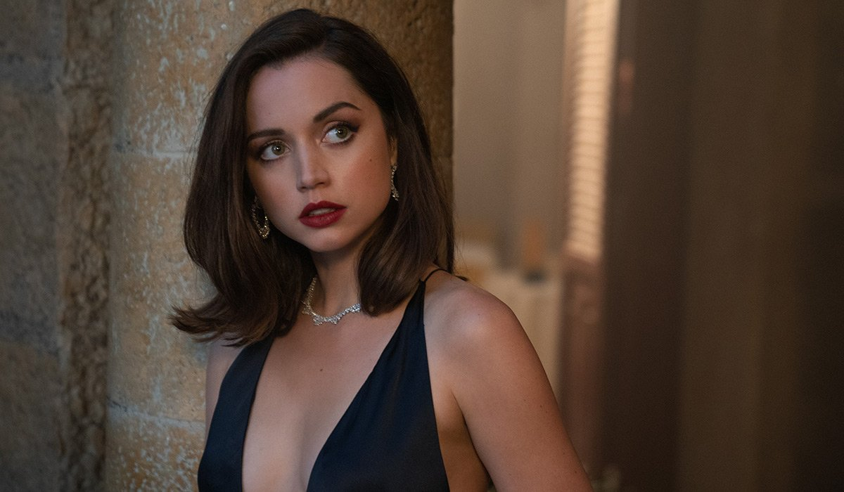 Ana de Armas in No Time to Die