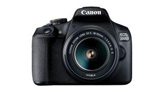 Amazon Prime Day Canon EOS 2000D deal