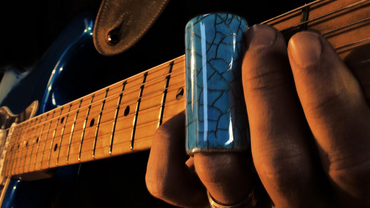 Star Singer Slides utilise a secret crackle glaze technique to improve their tone | MusicRadar