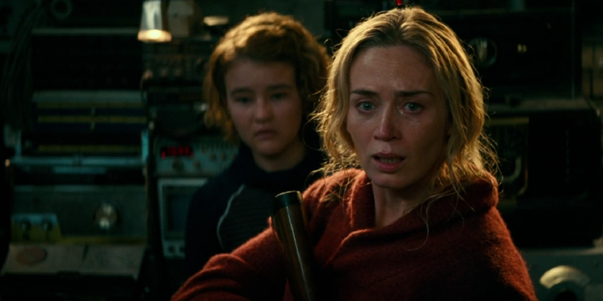A Quiet Place with Emily Blunt