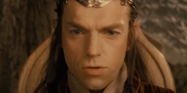 Lord Of The Rings Vet Hugo Weaving Has Blunt Thoughts About Possibly Returning For Amazon Series