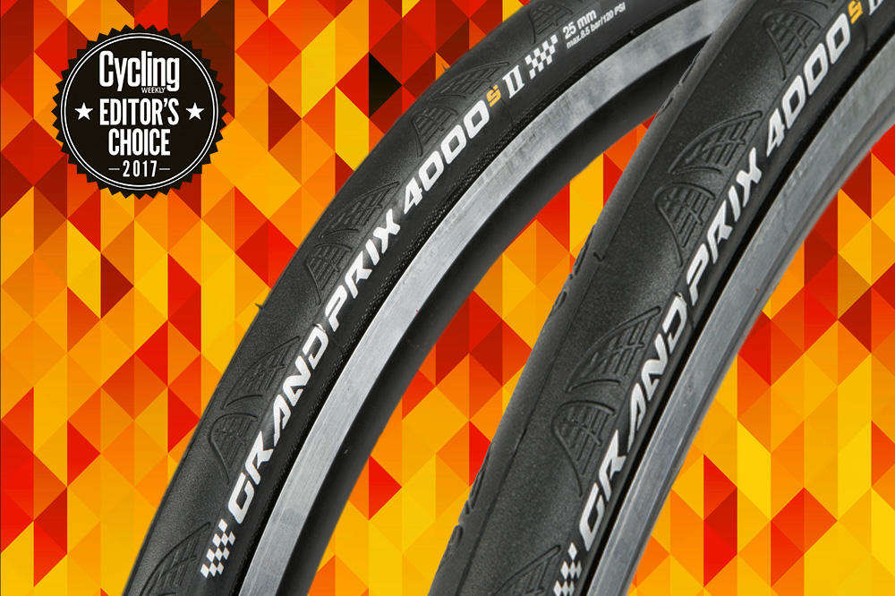 Continental GP 4000 S II tyre review - Cycling Weekly