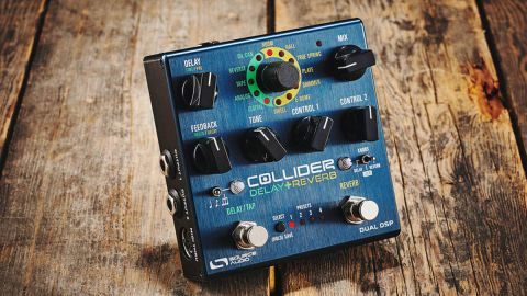 Source Audio Collider Delay+Reverb review