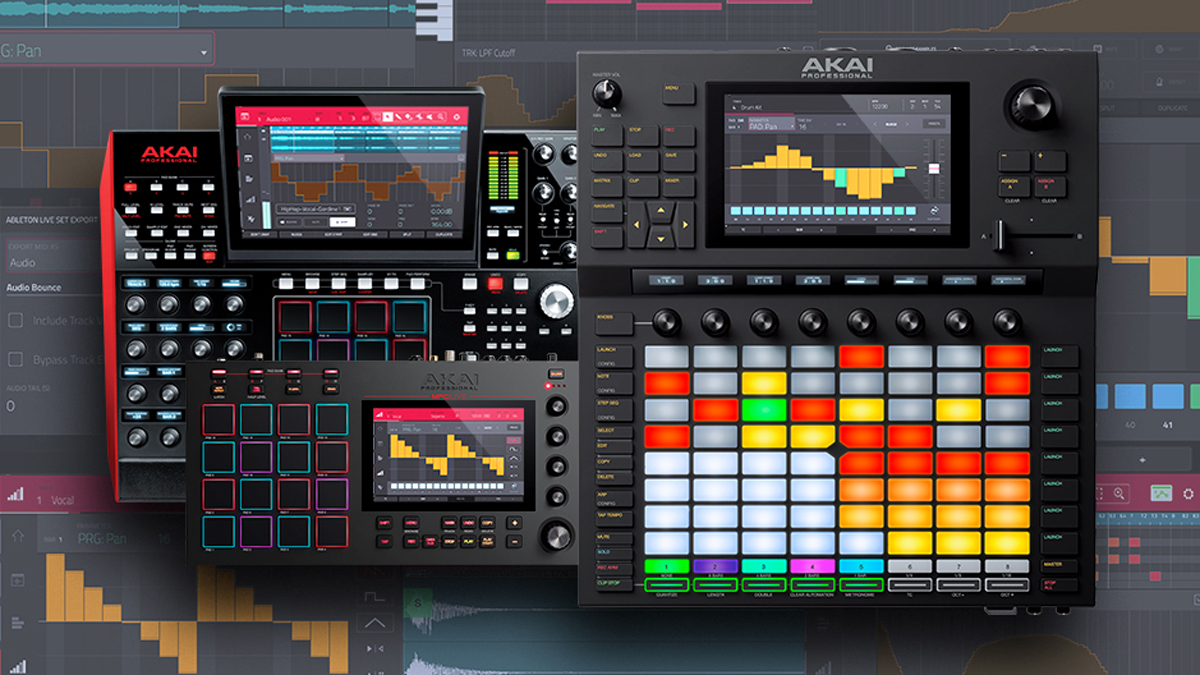 You can now load your Akai Force, MPC X and MPC Live projects into Ableton Live | MusicRadar