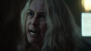 Jaime Lee Curtis in Halloween Kills' trailer