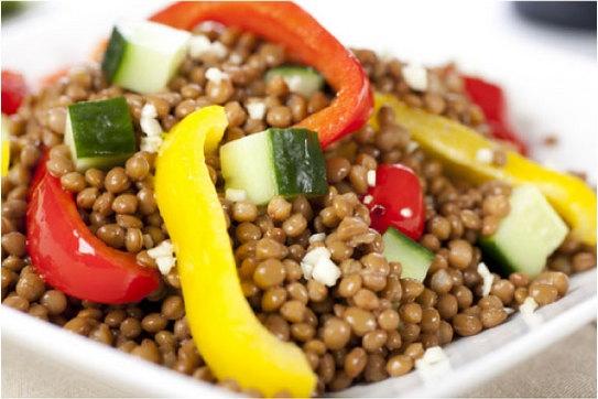 alimento com quinoa