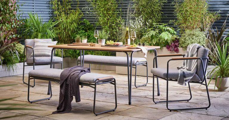 Best garden furniture: Trenton set from Argos