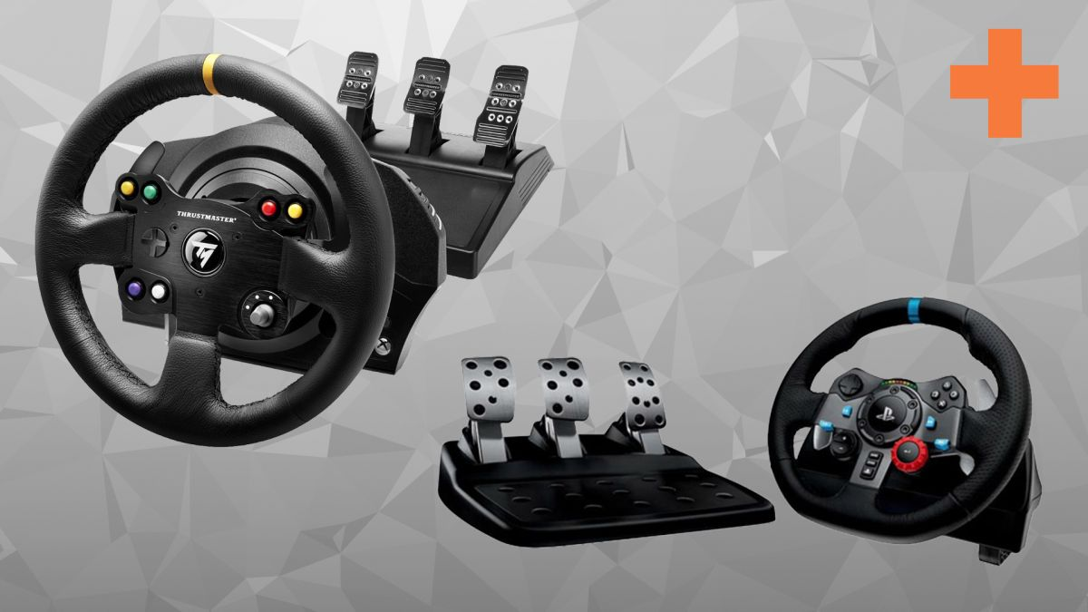The Best Racing Wheels For Pc And Consoles In 2021 Gamesradar