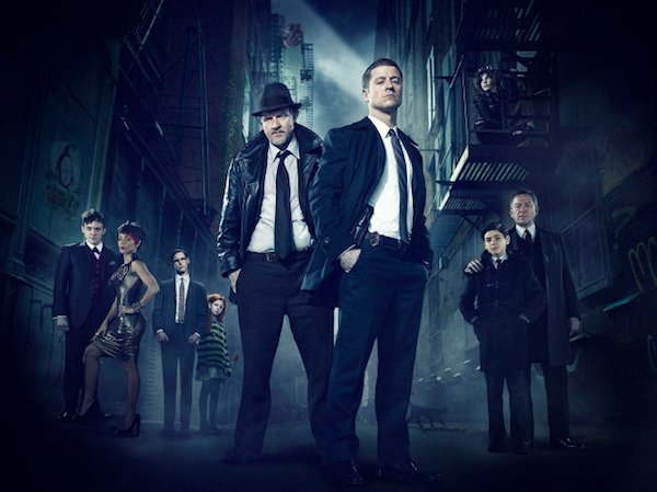 New Gotham Photos Tease Violence, A Funeral And A Little Bit Of Gotham City Glamour #31371