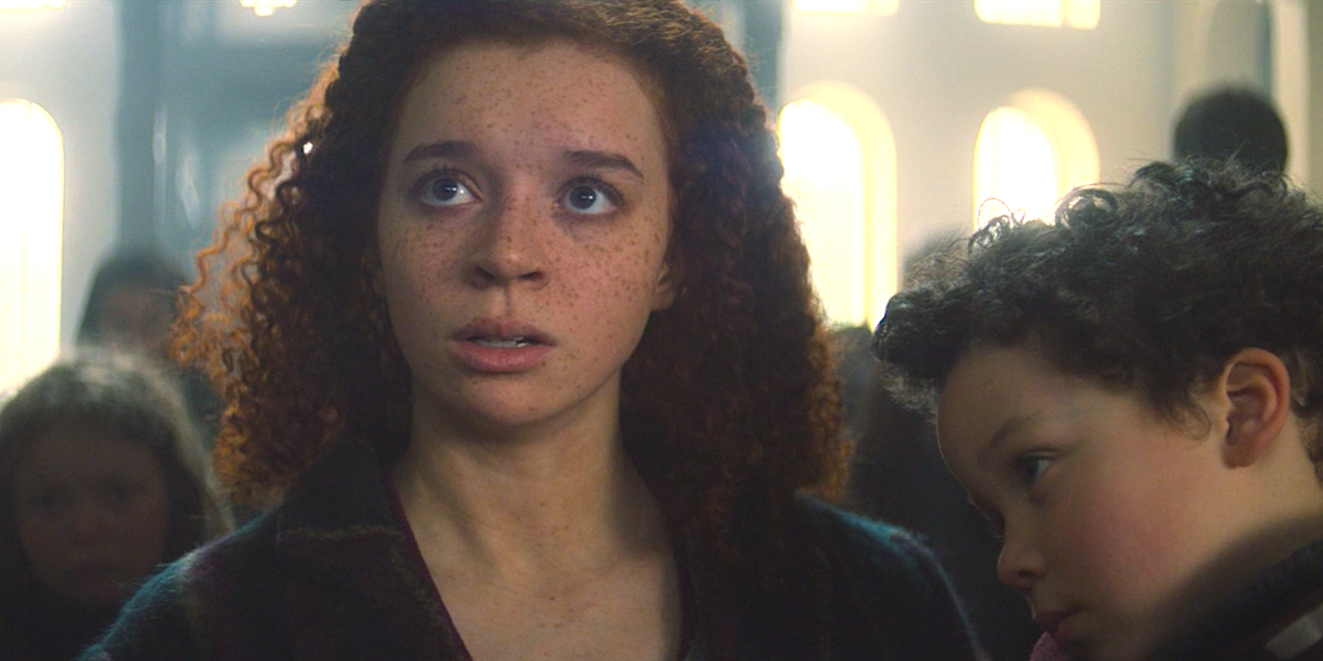 Erin Kellyman in The Falcon and the Winter Soldier.