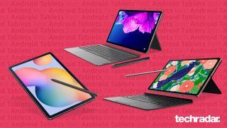 Parhaat Android-tabletit Samsung Galaxy Tab S7 Plus, Lenovo Tab P11 Pro ja Samsung Galaxy Tab S6 Lite