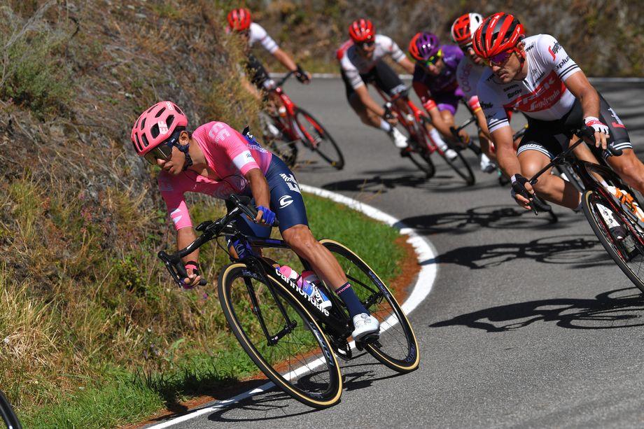 Sergio Higuita made 'riskiest descent' of his life to claim Vuelta a España win