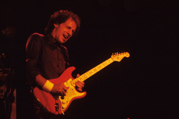 Hear Mark Knopfler's isolated guitar from Sultans of Swing | Guitarworld