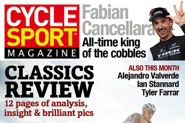 Cycle Sport July 2014 issue