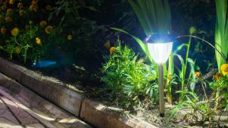 How to best place solar lights