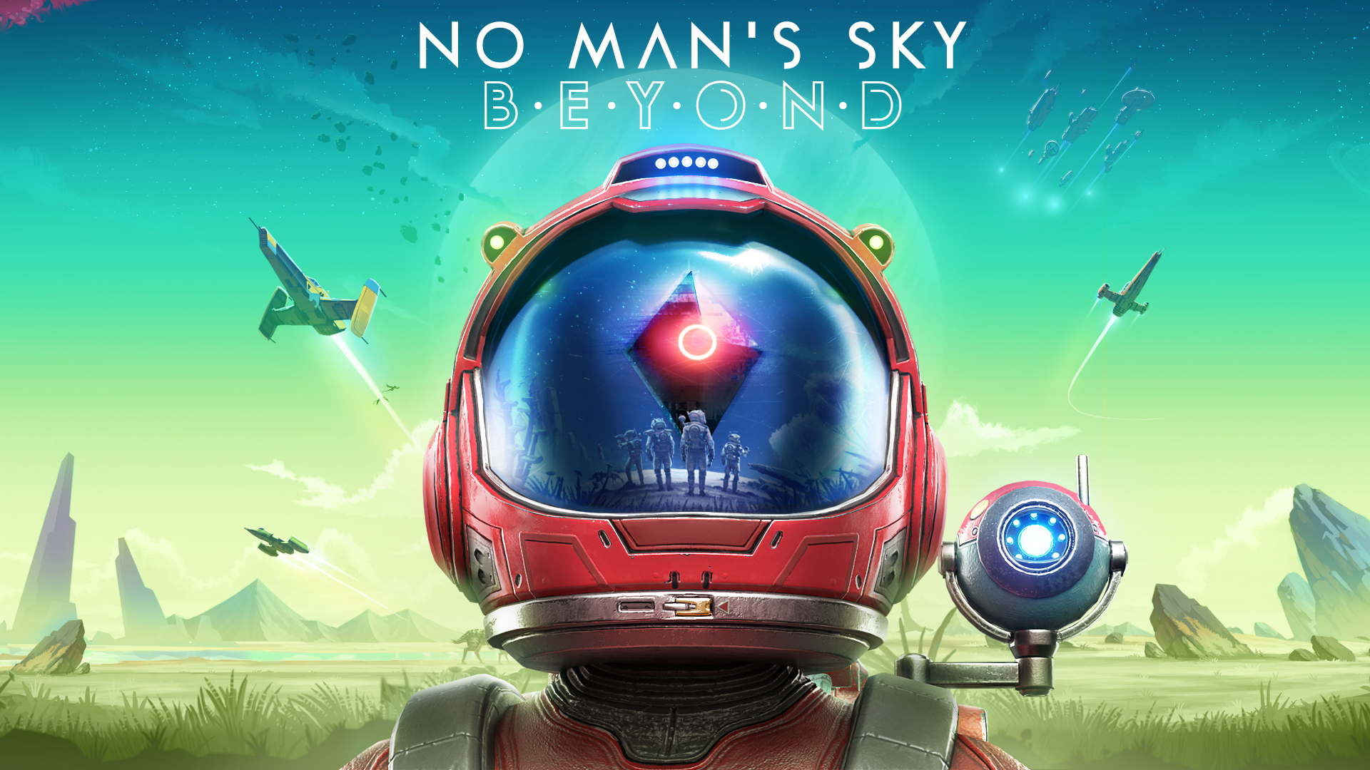 No Man's Sky Beyond is No Man's Sky 2 in all but name