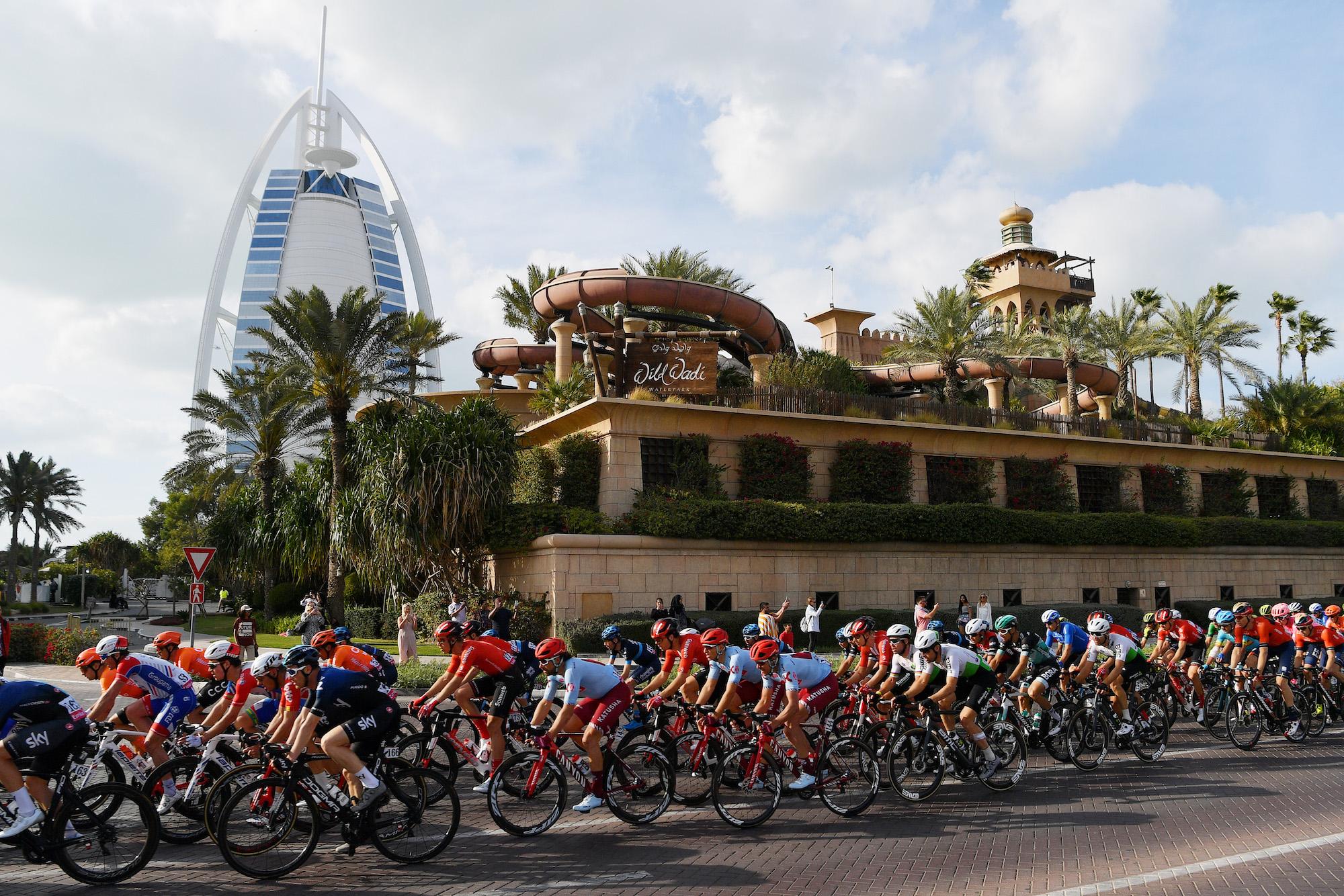UAE Tour 2021: everything to know
