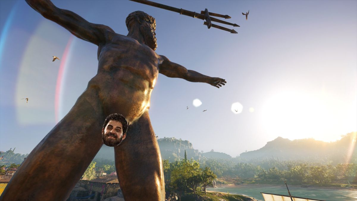 Every penis in Assassin's Creed Odyssey, rated