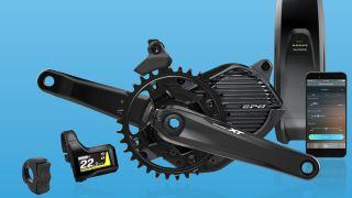 Shimano e-bike tech