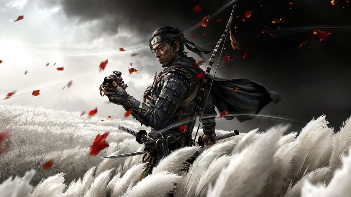 Ghost of Tsushima dropping the 'Only on PlayStation' badge probably means nothing