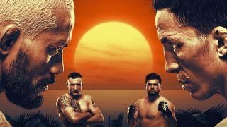 UFC Fight Island 2 live streams: FIGUEIREDO VS BENAVIDEZ 2