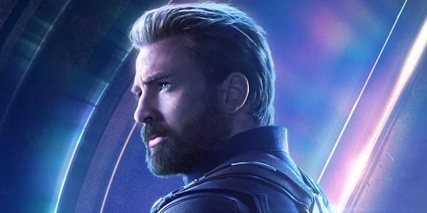 Cap's Infinity War poster