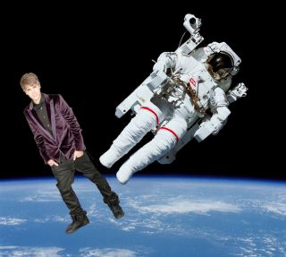 Pop star Justin Bieber could spark a surge of interest in private spaceflight if he ever launched into space.