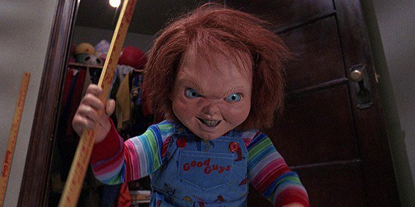 Chucky rules in Child's Play 2