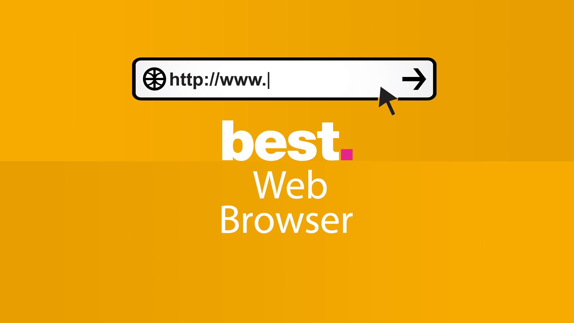 The best browser | TechRadar