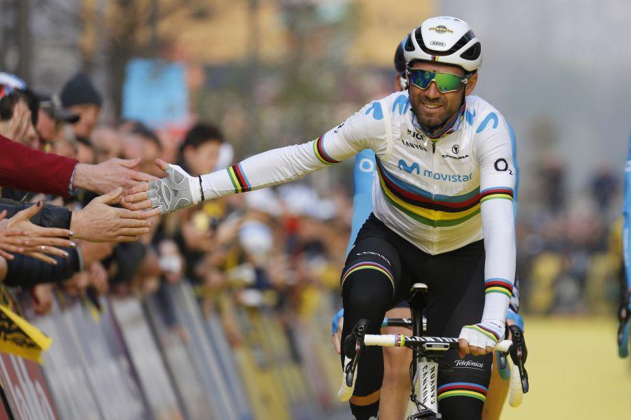 Alejandro Valverde to ride Tour de France and Vuelta a España following injury comeback - Cycling Weekly