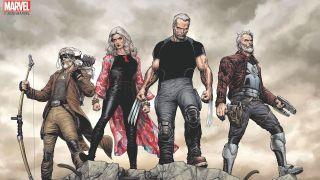 Marvel's Wastelanders promo art