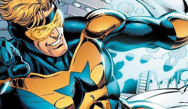 Booster Gold DC Comics