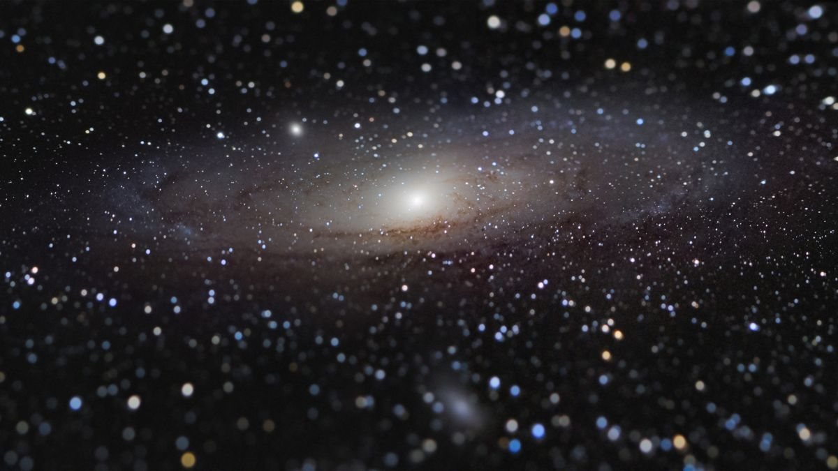 Mind-blowing Andromeda galaxy and 'Cosmic Inferno' earn space photo contest's top prizes
