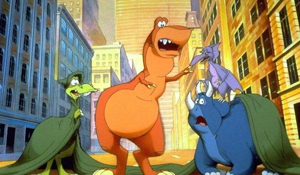 We're Back A Dinosaur's Story