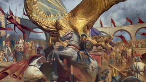 Trivium - Trivium destroy the last remaining doubters with 10th album, In The Court Of The Dragon album art crop