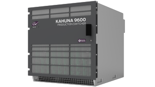 Grass Valley Kahuna 9600 production switcher