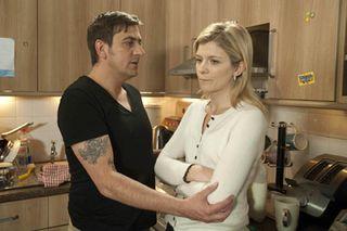 Corrie's Jane Danson: 'Peter betrays Leanne!'