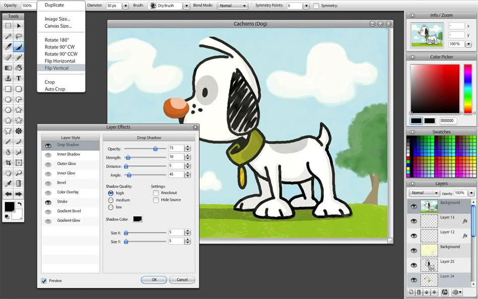 The 9 best alternatives to Photoshop: SumoPaint
