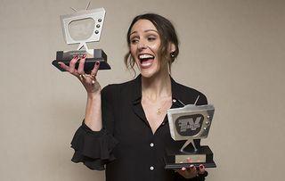 Suranne Jones Doctor Foster 2017 TV Times Awards