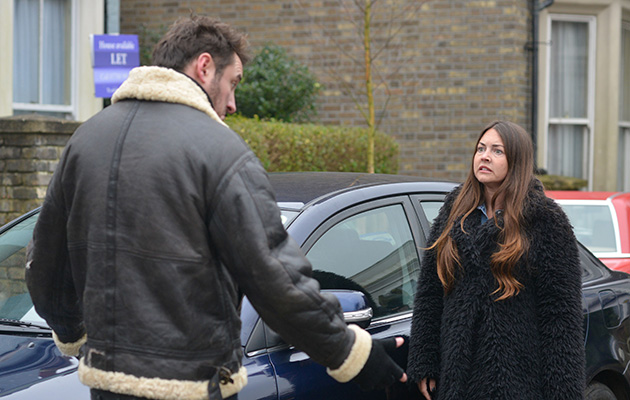EastEnders spoilers: Martin Fowler accuses wife Stacey of taking the kids away!