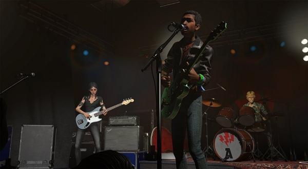 Rock Band VR Setlist