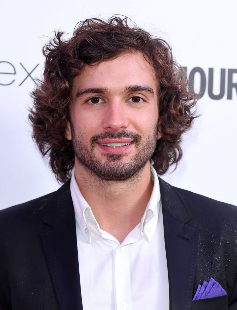 Joe Wicks reveals stunning wedding photos