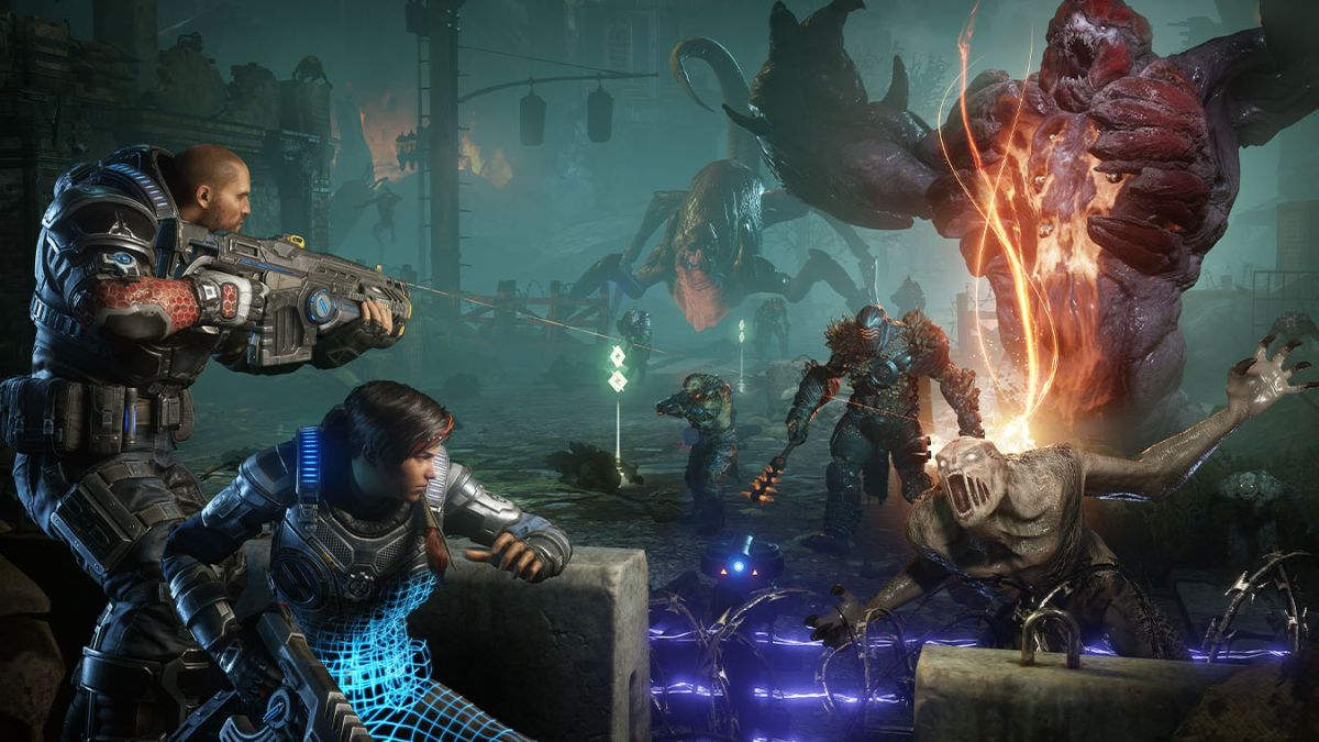 Gears 5 won't have a season pass and DLC maps will be free
