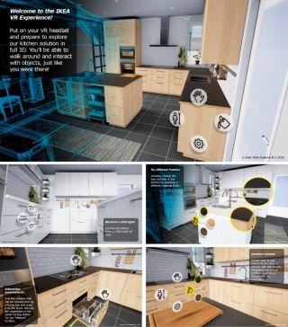 Ikea Virtual Reality Experience