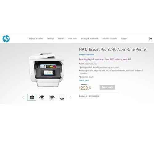 HP Officejet Pro Review | Top Ten Reviews