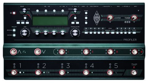 Kemper Profiler Stage review | MusicRadar