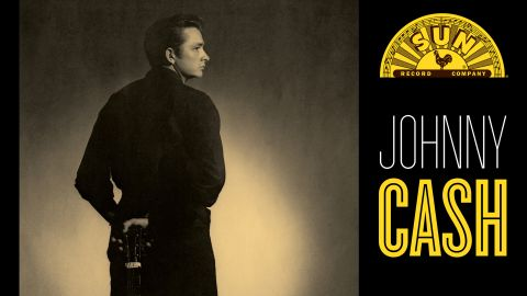 Cover art for Johnny Cash - The Original Sun Albums 1957-1964 album