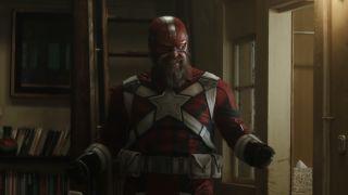 Red Guardian in Black Widow