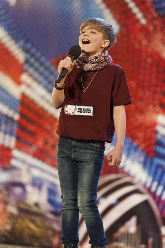 Britain's Got Talent: 12-year-old stuns judges!