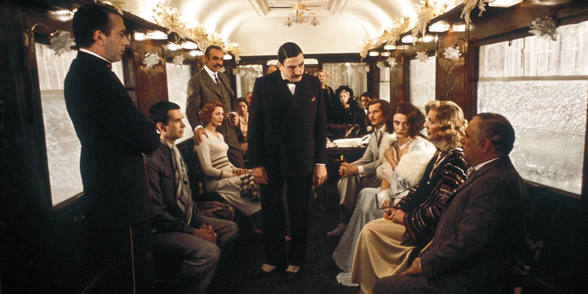 The Murder on the Orient Express cast